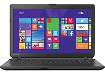 Toshiba C55-B5362 15.6' Notebook, TruBrite® TFT Display, Intel Core i3-4005U, 500GB Hard Drive, 4GB RAM, Windows 8.1, Black