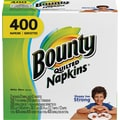 Bounty Napkins 400/Pack