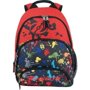 Heely Bandit Backpack, Multi-Color Splatter