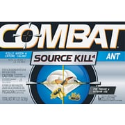 Combat Ant Killing System, Child-Resistant, Kills Queen & Colony, 6/Bx