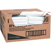 "WypAll* X50 Foodservice Towels, 23 1/2"" x 12 1/2"", Unscented, 200/Carton (KCC 06053)"