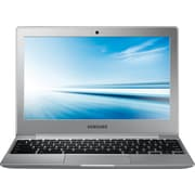 "Samsung XE500C12-K01US 11.6"" Chromebook 2, Anti-Reflective Screen Technology, Intel, Google Chrome, Gray/Silver"