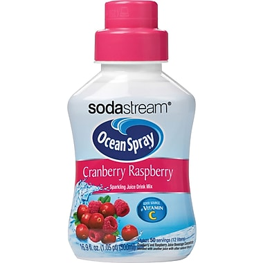 SodaStream SodaMix Cran Raspberry, 500 ml