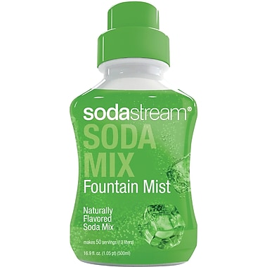SodaStream Sodamix Fountain Mist, 500ml
