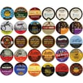 Crazy Cups Coffee Only Sampler Pack, 30-Count