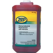 Cherry Industrial Hand Cleaner With Abrasive, Cherry, 1 Gallon Bottle