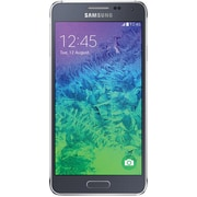 Samsung Galaxy Alpha G850F 32GB Unlocked GSM Octa-Core 4G LTE Phone - Black