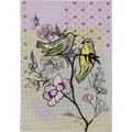 Paperchase Love Birds Stitched Journal, 6in.x8.5in.