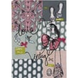 """Paperchase Pretty Accessories Stitched Journal, 6""""x8.5"""""""