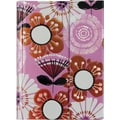 Paperchase Blossom Magnetic Closure Journal, 6.75in.x4.5in.