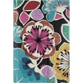 Paperchase Flower Burst Journal, Magnetic Closure