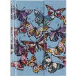 """Paperchase Night Butterflies Magnetic Closure Journal, 6.75""""x4.5"""""""