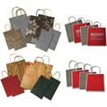 24 Assorted Holiday Gift Bags