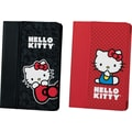 Hello Kitty Folio Case for iPad 2 and 3rd and 4th Generations, Red