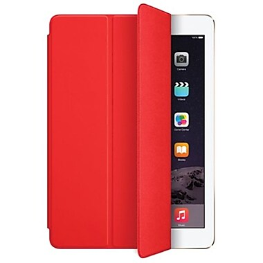 Apple iPad Air 2 Smart Cover, Polyurethane, Red (MGTP2ZM/A)