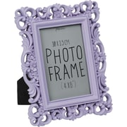 """Paperchase Livorno Picture Frame, Lilac, 4""""x6"""""""