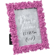 """Paperchase Rose Picture Frame, Pink, 5""""x7"""""""