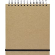"Paperchase Kraft Top Coil Notebook, 7""x8.25"""