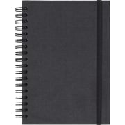 "Paperchase Black Kraft Notebook, 4.5""x6.5"""