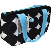Igloo Insulated Lunch Tote, Polka Dot