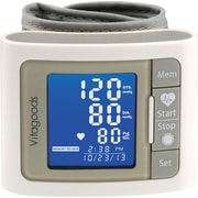 Wrist Blood Pressure Monitor - Grey