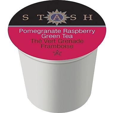 Stash Tea Pomegranate Raspberry Herbal Tea, 24/Pack