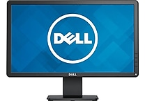 Dell E2015HV 20' LCD LED Backlight Display Monitor, Black