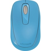 Microsoft 1000 L2 2CF-00031 USB Wireless Optical Mouse, Cyan Blue