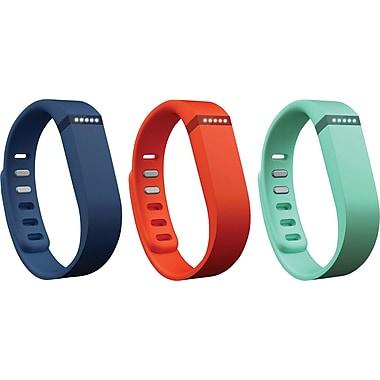 Fitbit – Ensemble de bracelets pour Flex, paq./3