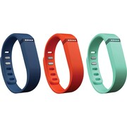 Fitbit Flex Wristband Accessory Pack, 3/Pack