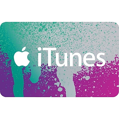 iTunes Gift Card, $50