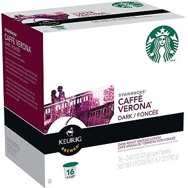 Starbucks Verona Caffe, 16/Pack