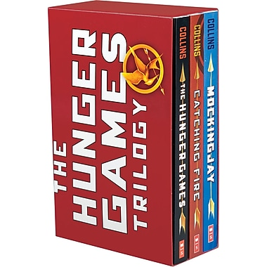 The Hunger Games Trilogy Boxset, Paperback Collection
