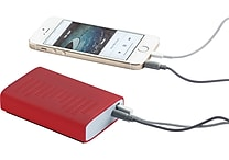 2600mAh Power Bank with Speaker, Assorted Colors