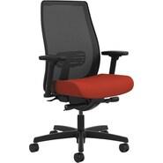 HON Endorse Mesh Mid-Back Task Chair, Built-In Lumbar Adjustment, Synchro-Tilt, Tension, Lock, Seat Glide, Multi-Position Lock,