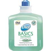 Basics Foaming Hand Soap Refill, 1000ml, Honeysuckle