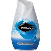 Adjustable Air Freshener, Super Odor Killer, Unscented, Solid, 7 Oz, 12/Ct