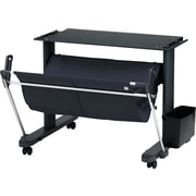St-25 Printer Stand, Black