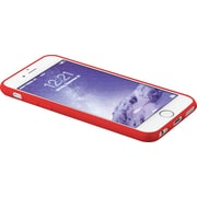 Fashion Jacket Case For iPhone 6, Red