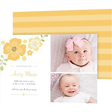 Custom In-store Invitations & Announcements (25 Flat 5in.x7in.)