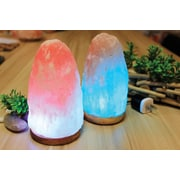 Himalayan Ionic USB Multi Color Lamp with Adapter
