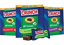Nestle Girl Scout Candy Bars, Assorted Flavors
