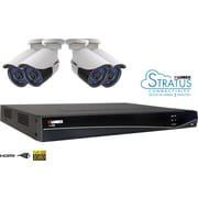 Vantage Lorex® LNR300 8-Channel Security NVR With HD IP Cameras