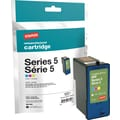 Staples Remanufactured Tricolor Ink Cartridge, Dell Series 5 (SID-RM4646C), High Yield