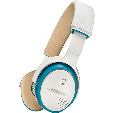 Bose® SoundLink® on-ear Bluetooth® headphones, White