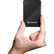 Transcend ESD400K External SSD Solid State Drive, 256GB
