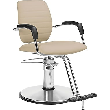 Global Beauty Hydraulic Chair with Armrest