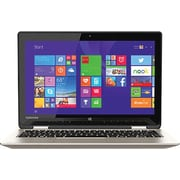 "Toshiba L15W-B1320, Intel Pentium, 4GB RAM, 500GB, 11.6"" diagonal widescreen TruBrite® Touchscreen display (HD), 2-in-1, Laptop"