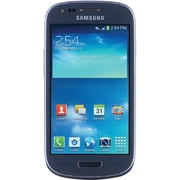 Samsung Galaxy S3 Mini G730a 8GB 4G LTE AT&T Unlocked GSM Cell Phone - Blue