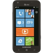 Samsung Focus S I937 16GB Unlocked GSM 4G HSPA+ Windows Cell Phone - Black